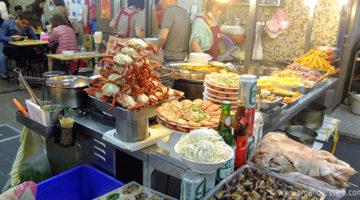 Heiße Quellen, Tempel und Nachtmärkte in Taipei