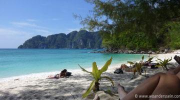 Longbeach auf Koh Phi Phi