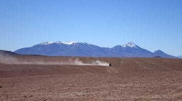 Uyuni nach San Pedro de Atacama – 3 Tage Tour