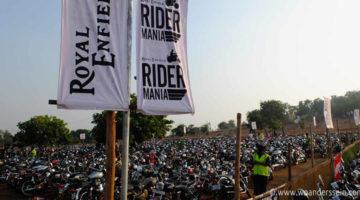 vagator royal enfield rider mania